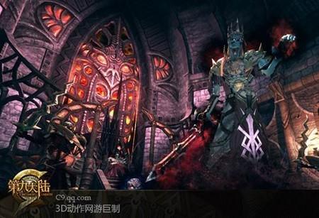 《第九大陆》新版本神之召唤上线 三大全新副本揭秘