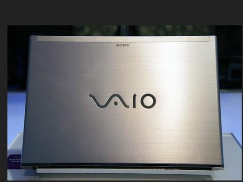 索尼公布VAIO T超极本 采用13.3英寸屏