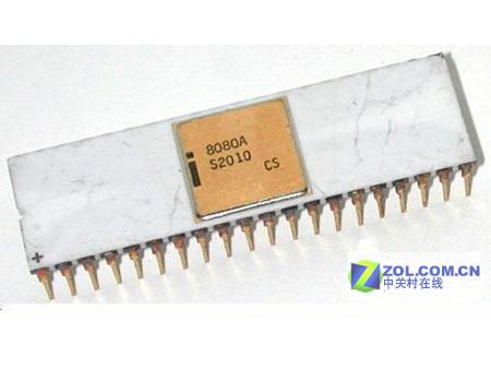 8080微处理器