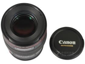 佳能EF 100mm f/2.8L IS USM微距顶部镜头盖组合
