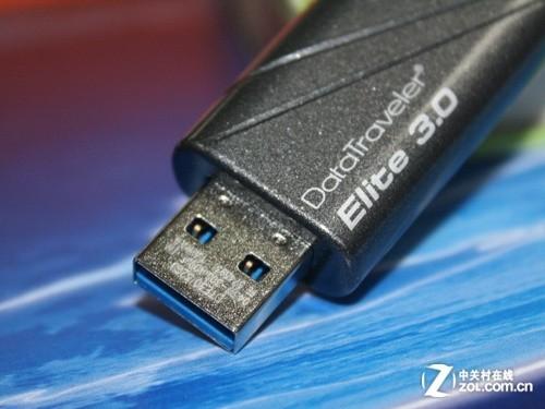 火机造型设计 金士顿USB3.0优盘试用