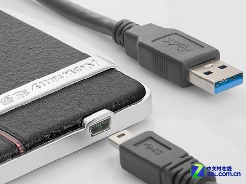 仅799元 纽曼USB3.0移动硬盘特价促销