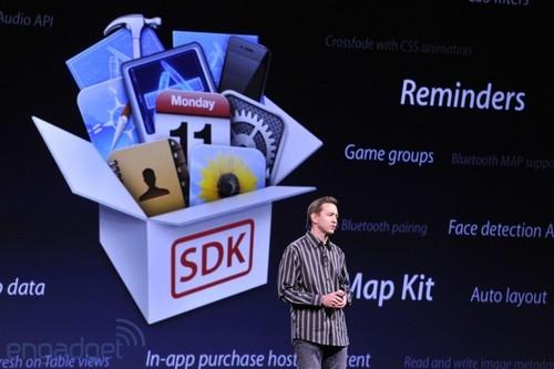 超过200项更新 iOS6 beta版今日放出