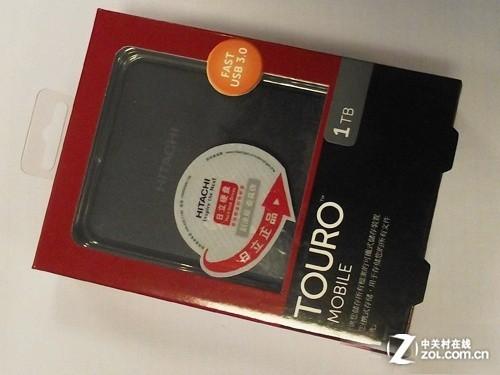 送硬盘包 日立1T USB3.0移动硬盘680元
