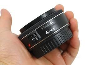 佳能EF 40mm f/2.8 STM手持