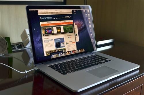 外媒测笔记本屏幕效果 Macbook Pro与ZENBOOK效果惊艳