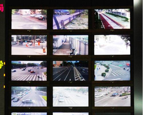3万监控摄像头 360度天眼守护市民安全
