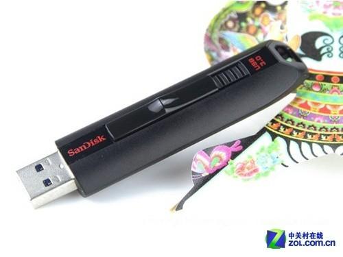 高速USB3.0 京东低价预订闪迪CZ80优盘