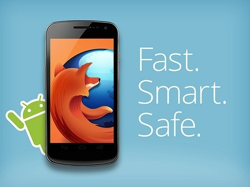 Firefox for Android发布正式版