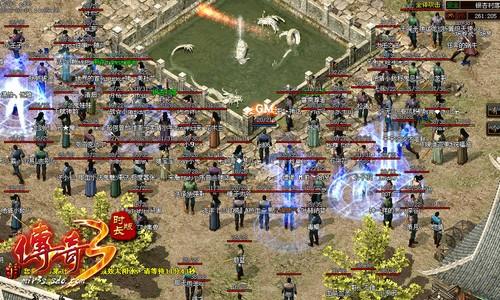 《传奇3》时长版公测  回馈玩家周末免费体验