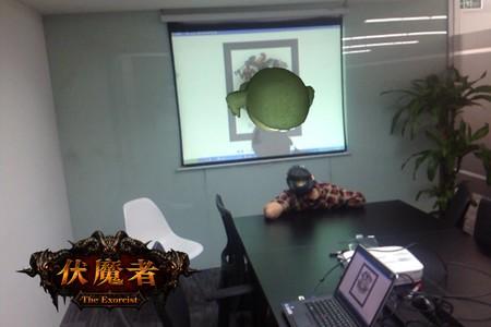 让PK闻到血腥《伏魔者》巨资打造首款AR网游