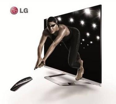 距离伦敦1mmLGCinema不闪式3D电视精彩触手可及