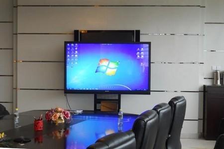 夏普白板为中央电视塔打造智能会议系统