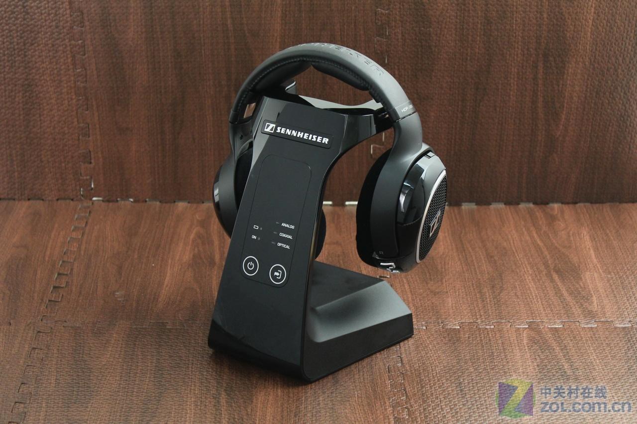 森海塞尔rs220无线耳机图赏(1/14)