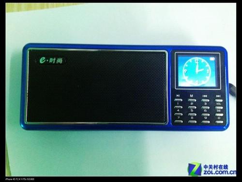 多种功能 E时尚K68便携音响新品上市