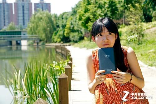 """黄金屋 湖畔 汉王 徜徉/徜徉湖畔汉王电纸书""""黄金屋""""图赏"""