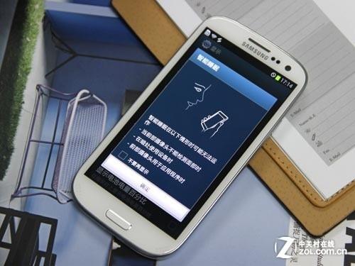 强强对抗 电信三星GALAXY S3对比iPhone4S