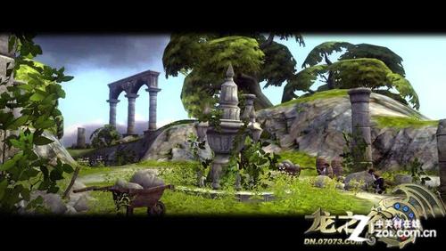 3D动作网游《龙之谷》大电影 现已启动