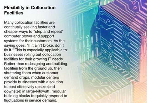 集装箱数据中心受欢迎的十大理由