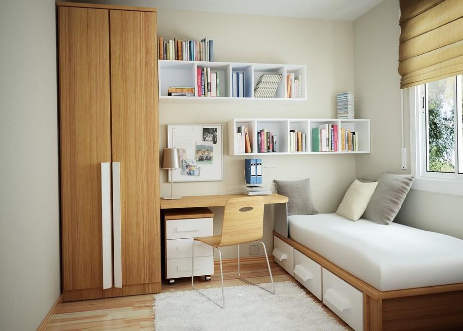 20个创意小卧室装修设计图片