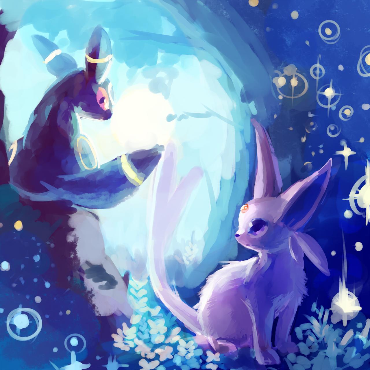 超可爱的宠物小精灵主题画作赏-第9页-游