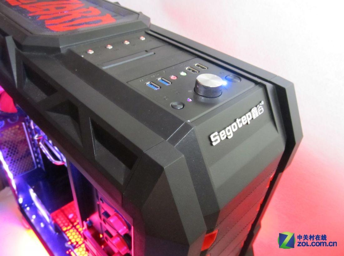 全塔的逆袭 玩家终极改造酷炫一体机-第41页-机箱电源