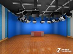 ��CCTV�f起 演播室大屏��用方案解析
