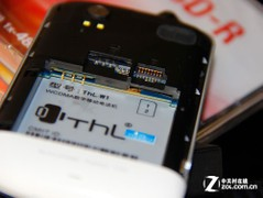 4.3吋1GHz+800万摄影 ThL W1专项评测