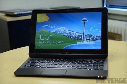 IFA2012:东芝推出混合平板电脑U925t