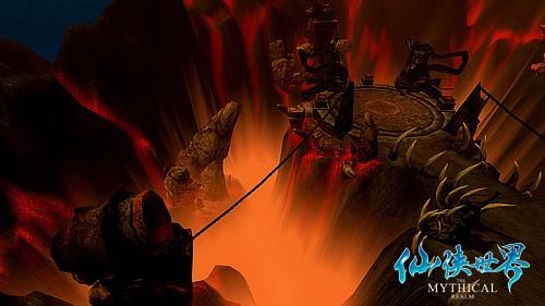 深谷炼狱《仙侠世界》75级新副本公开