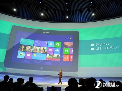 IFA2012:三星多款Win8平板重磅发布