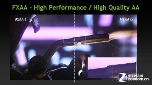 FXAA实测 GTX660Ti战FXAA最佳画质体验