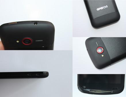 4.3英寸qHD高清屏首派A80S郑州报价899元