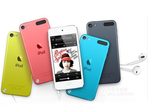 金属极致轻薄 iPod touch 5报价2200元