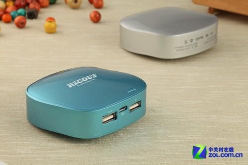双重保护 RICOUS RS6400移动电源发布