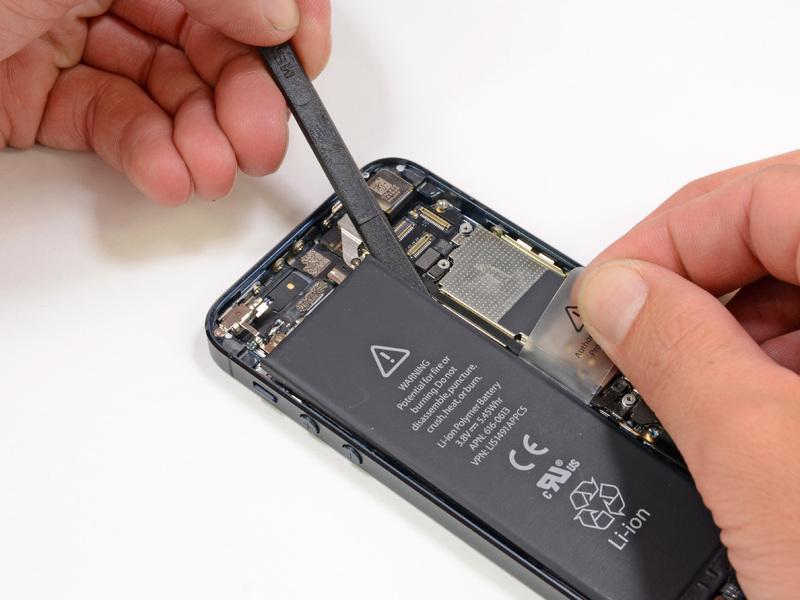 苹果新iphone 5详细拆机图赏
