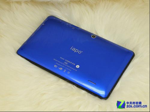蓝宝石色后盖3G平板 iapo C2000图赏