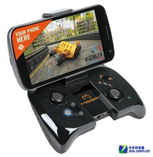 售价50刀 powera推专业安卓手机游戏手柄_手机