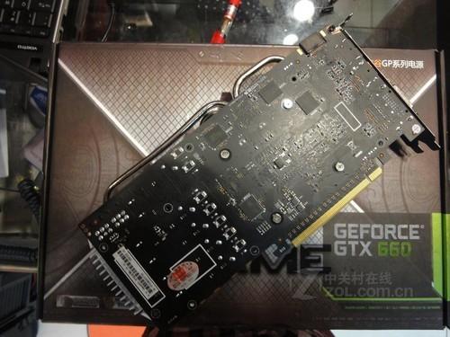 一键即可超频 iGame660市场报价1499元