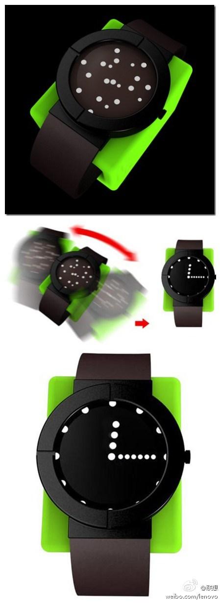 手表创意联想图