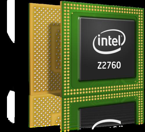 双核1.8GHz玩Win8 英特尔Atom Z2760亮相