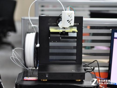 不是高富帅但它最酷 个人3D打印机首测