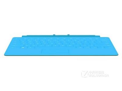 5折 微软 Surface触控式键盘保护套、surface配件Touch Cover、黑色/白色/红色/玫红色