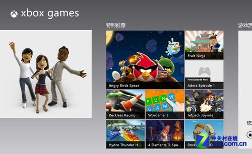 游戏商均持乐观态度 称Windows 8平台机遇巨大
