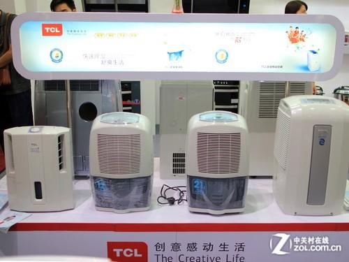 关注健康 tcl空气净化新品亮相顺博会_tcl空调_家电