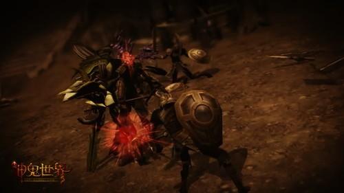 拯救精灵族的远征神鬼世界新版视频首映
