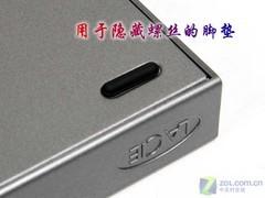 保时捷经典 莱希100GB移动硬盘详测