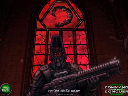 命令与征服3 概念图及游戏画面公布
