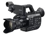 索尼官方经销商特约店。【诚信商家】索尼 PXW-FS5单机,FS5K(18-105镜头)套机,4K高清闪存摄像机,Super35型单片传感器,零利