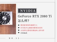 NVIDIA GeForce RTX 2080 Ti怎么样
